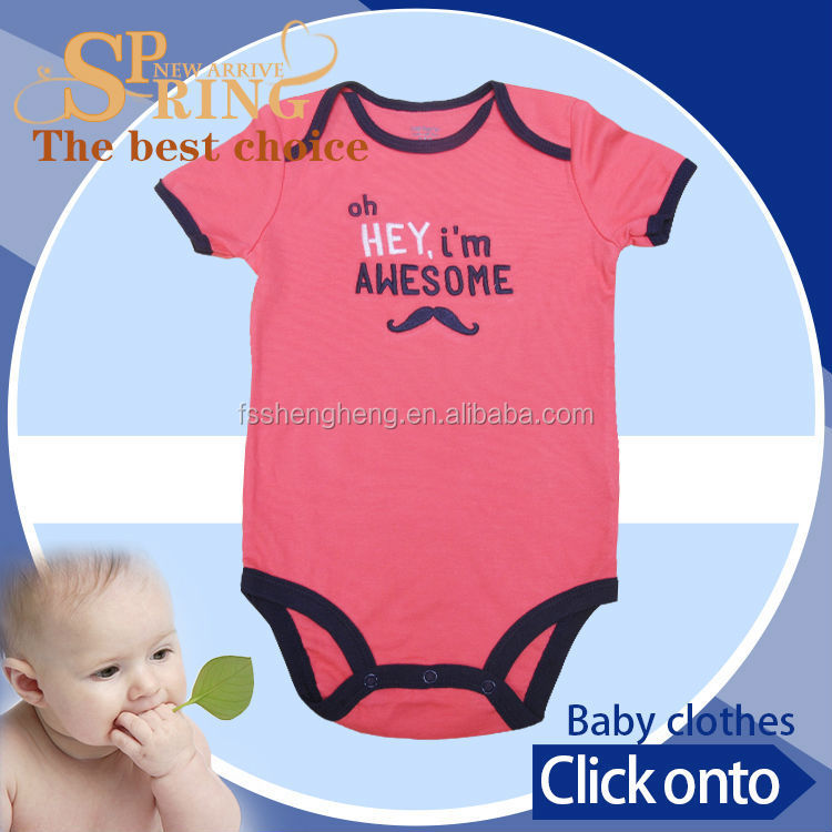 New Cute Newborn girl boy baby shirts and pants set BB091