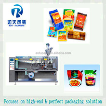 automatic sachet milk bag pouch packing sealing machinery SJ-1000 filling water liquid packing machine