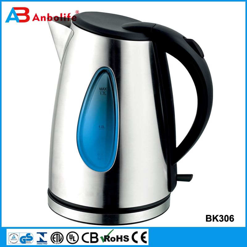 360 degree rotation 12v car home appliance electrical kettle