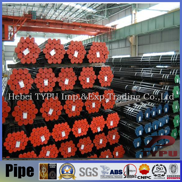 ASTM A106 Gr.B Semaless Carbon Steel 3 inch SCH 40 Pipe From China