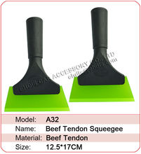 high quality car rubber squeegee industry floor squeegee window snow and ice scraper