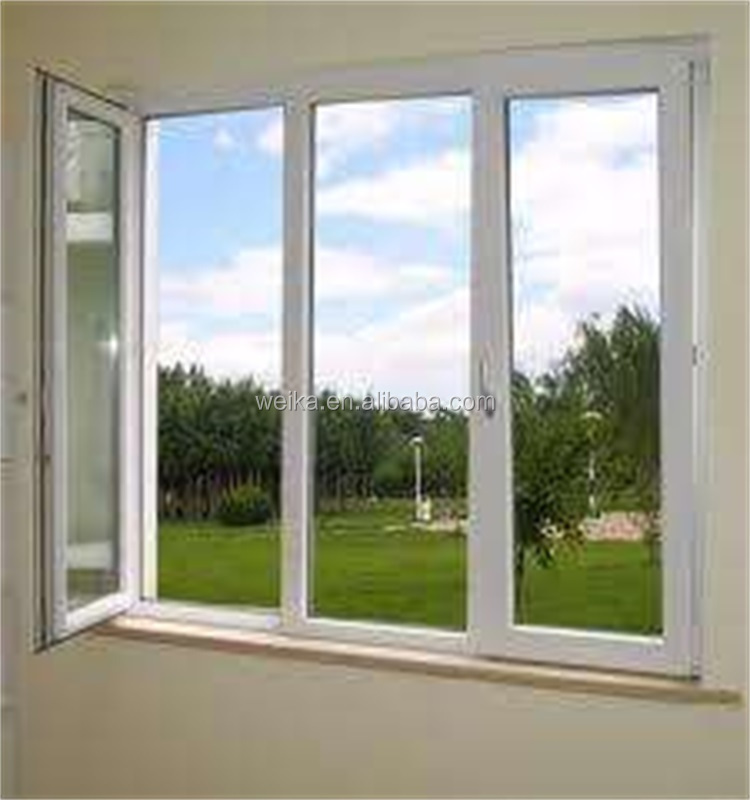 Energy saving latest style single/double sliding doors and screen windows