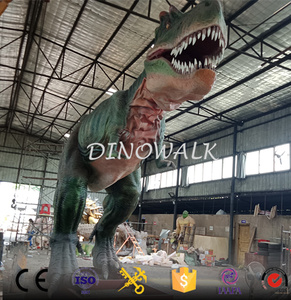 DW-0129 High Simulation Large Scale Park Animatronic Dinosaur,Animatronic Dinosaurs Figures Made in China Supplier