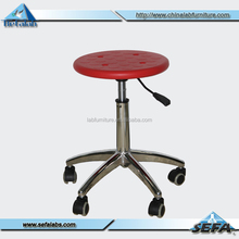 stainless steel doctor lab stool