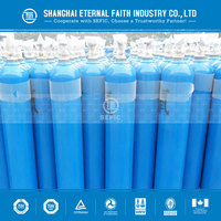 Valves Equipped Weight Of Oxygen Cylinder Liquid Oxygen Cylinder
