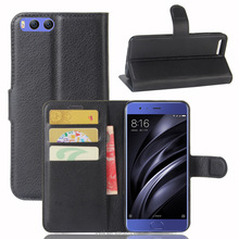 leather case cover for xiaomi mi 6 smart phone,for m6 wallet case,case for xiaomi 6 holster