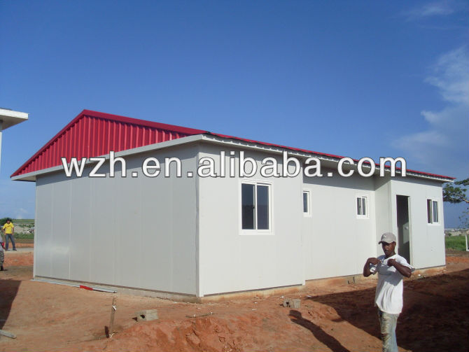 low cost and good quality container portable house