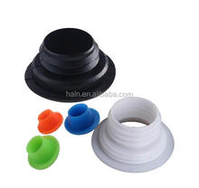 silicone rubber sealing plug for pipe