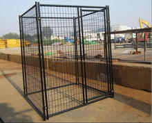 Outdoor Powder Coating Welded Mesh Dog Kennel/Dog Run Panel/Dog Cage