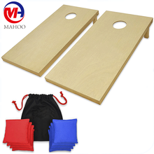 wooden custom bean bag toss game,cornhole boards,cornhole game