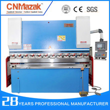 "Brand ""CNMazak"" hydraulic press brake, machine for sign making"