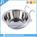 Alibaba China Wholesale Cage Hanging new design pet bowl