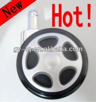 2013 hot sale good quality and competitive price hydraulic caster wheel
