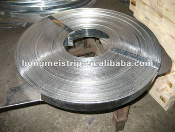 galvanized steel strip for Cable