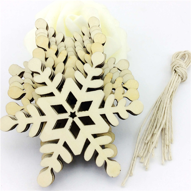 christmas key ornament wood craft christmas decoration