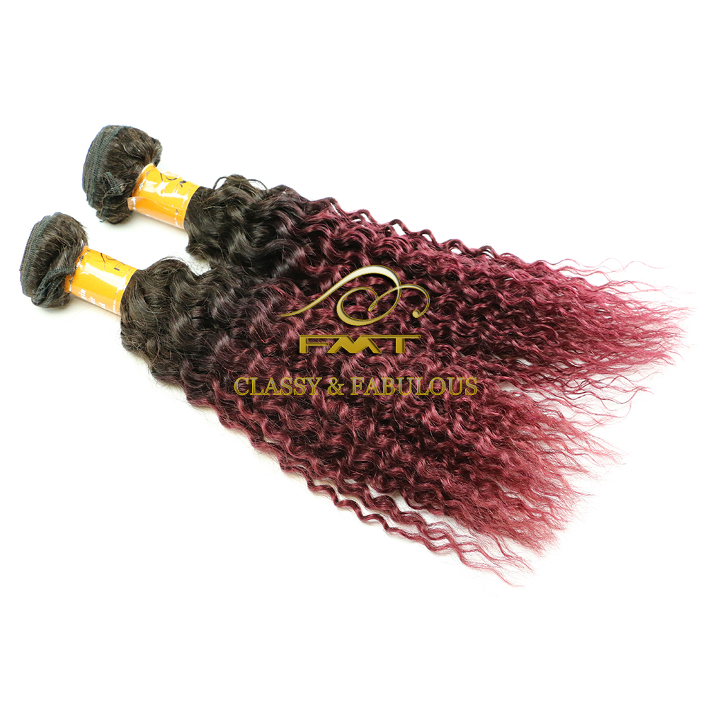 FMT hot sell 100% virgin remy indian deep hair weft, alibaba China wholesale halo hair extensions