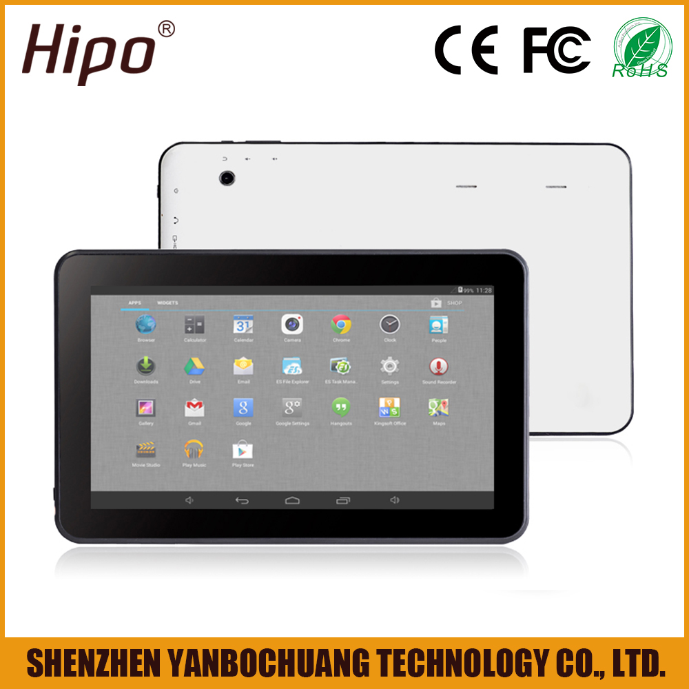 "China Oem Android Tablet Pc 10"" With 1.3Ghz Quad Core Processor"