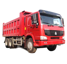 China High Quality Heavy Duty Dump Truck With 3 Axles