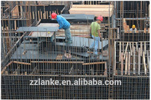 advantages of plastic formwork