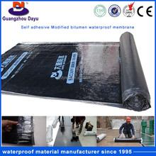 ISO Certificate Waterproof Membrane For Roads And Bridges