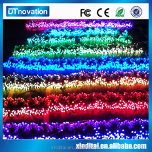Dancing colorful waves ordinary lamp for decoration