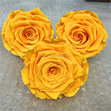 Eco-friendly china supplier high quality light color preserved rose