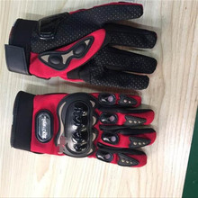 motorcycle gloves factory supply sports racing gloves for protection