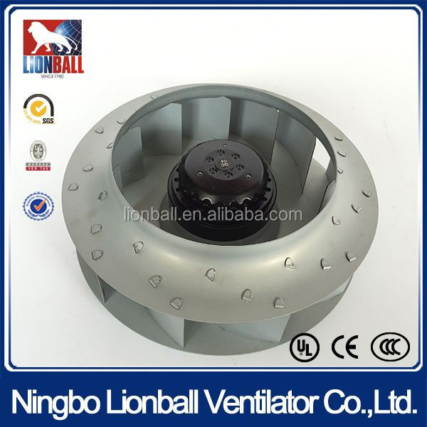 impeller durable in use ul approvedss 190mm plastic wheels centrifugal fan blower