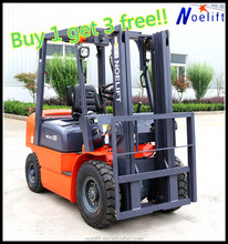 scrap forklifts CE &ISO carretilla elevadora 1.0-12ton China made Japan engine diesel forklift