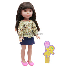 Chinese Asian cute fashion doll for girl