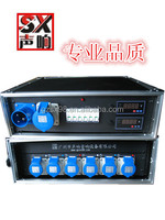 single phase power distro