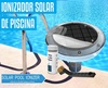 Solar Pool Water Ionizer, Solar Pool Cleaner , Solar Pool Water Purifier