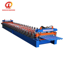 Cangzhou Forward 1000 Strong Roof Sheet Cold Roll Forming Machine for Sale