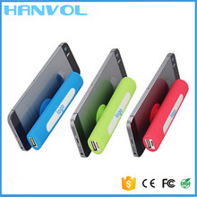 Shenzhen factory wholesale power bank mobiles,NEW gift power bank 2600mah, portable mobile power bank 2014 newest promotion item