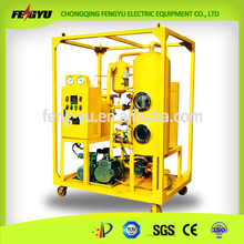 FENGYU Used Transformer Oil Purifier/Filter Machine