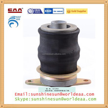 A213P01 rubber air spring heavy duty AUMAN trucks drive seat shock absorber