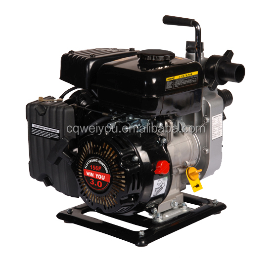 1.5 Inch 156F/3HP Gasoline Irragation Water Pump