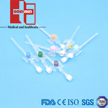 Disposable injection type iv catheter/ cannula with different color (GIVC0061)
