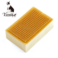 Yangzhou Yingte Suede nubuck cleaner block natural color shoe brush for sale