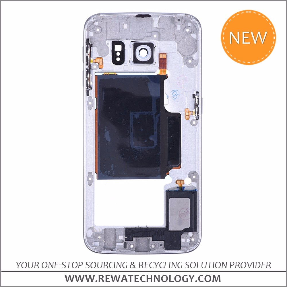 Middle Bezel Housing for Samsung Galaxy S6 g925f Replacement