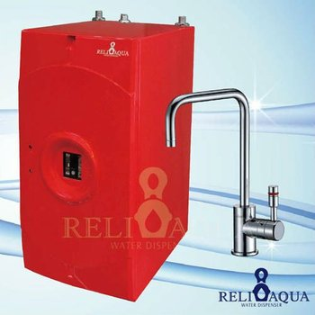 Under sink Water Boiler with Tap