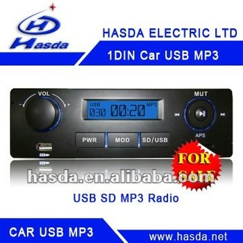 universal auto radio usb sd player