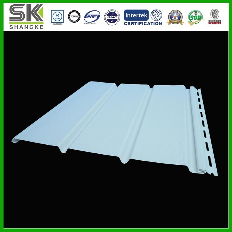 cheapest exterior wall cladding material soffit