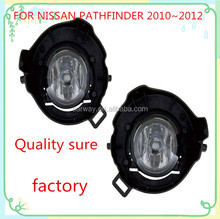 Waterproof fog light for Nissan pathfinder 2010 to 2012 the market leader