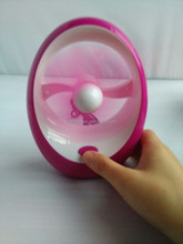 4 inch mini usb mango fan / promotion usb portable fan / the latest design mini fan promotion usb fan