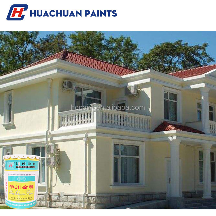 Factory price economical exterior wall emulsion paint