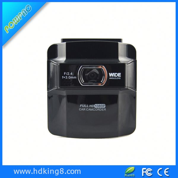 "2014 NEW Hd 720P roof mount car camera With 2.4""LCD +G-Sensor"