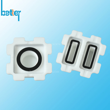 Contomized OEM conductive silicone rubber kaypad button with conductive carbon pill