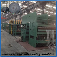 Factory price plastic conveyor belt moulding machine