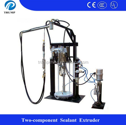 Jinan double glass making dispensing machine two-component sealants